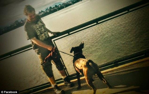 hombre sin hogar hizo lo impensado para salvar a su perro