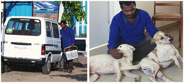 compro ambulancia para animales con sus ahorros