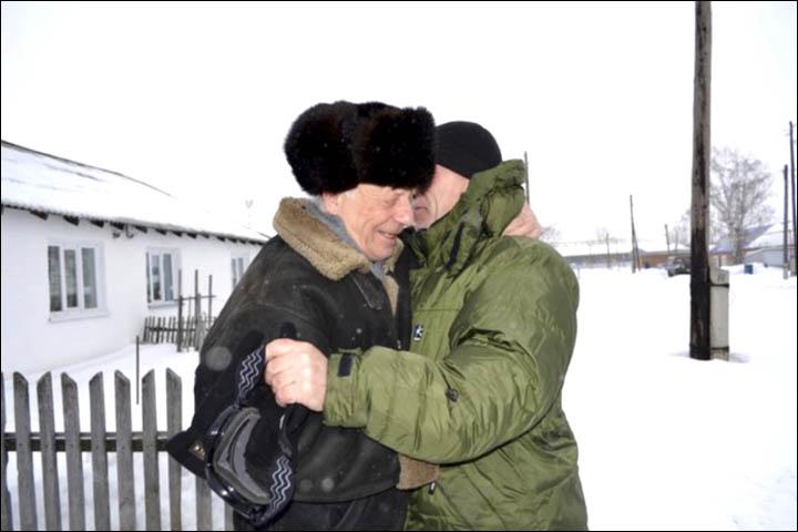 Anatoly y Vladimir
