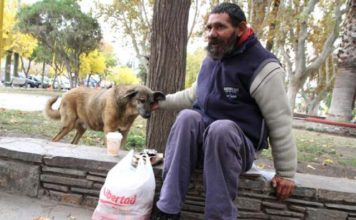 Hombre es salvado por su perro en un incendio en Argentina