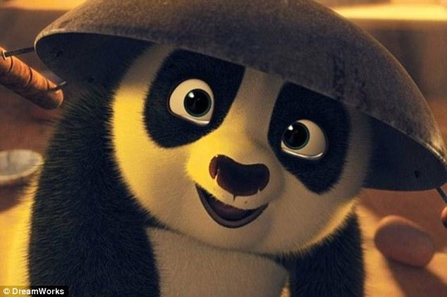 Po de Kung Fu Panda