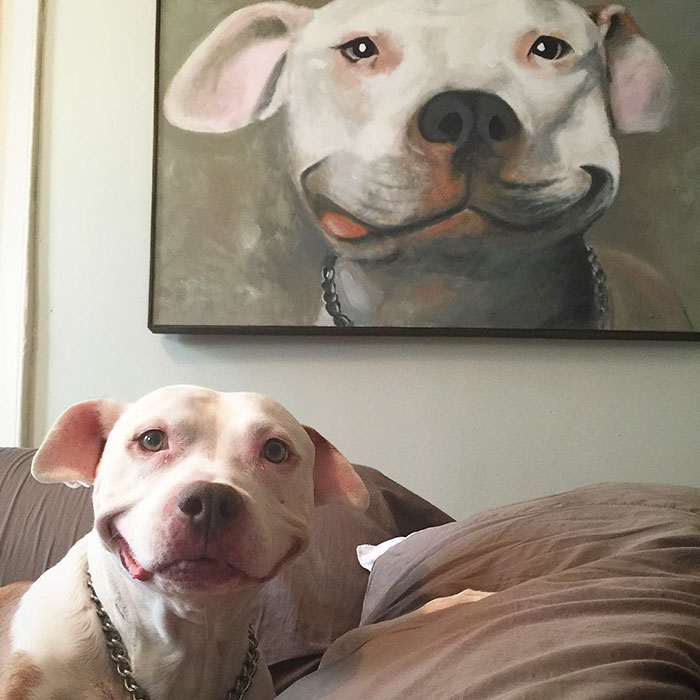 Brinks sonríe desde que fue rescatado