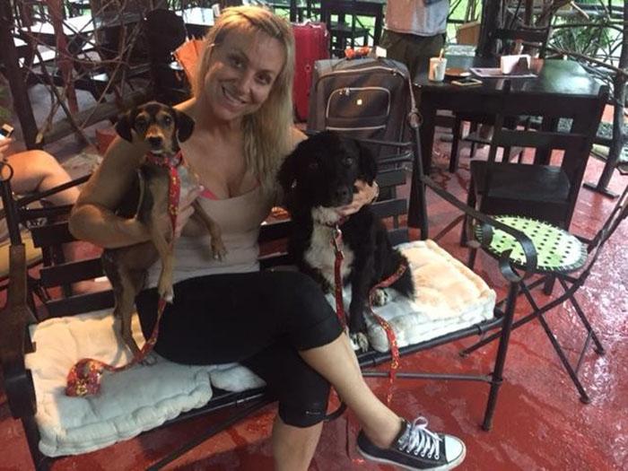 Patsy y Ashley