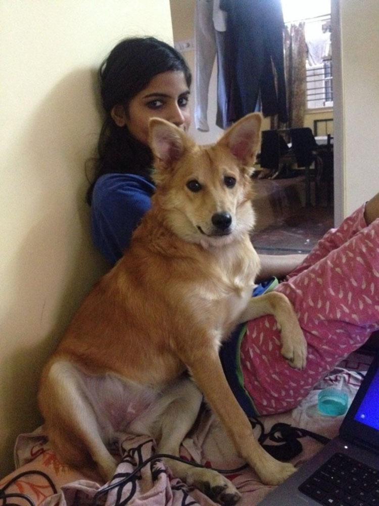 Lucy y Karishma