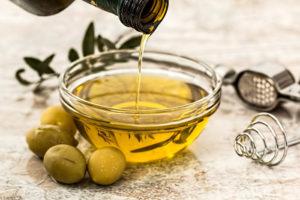 aceite de oliva, sarna en gatos