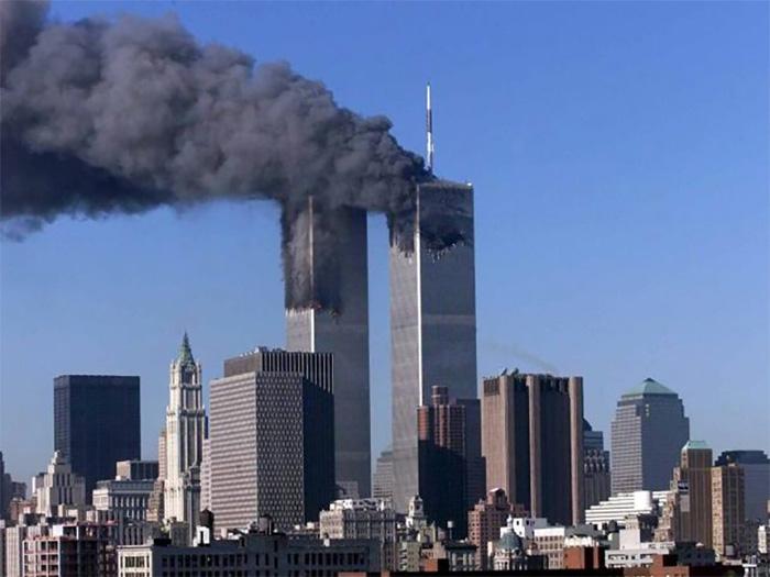 atentado de las torres gemelas