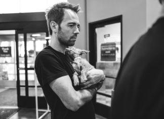 Salvaron la vida de un perro