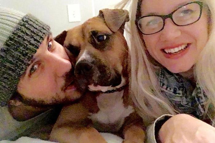Benny tiene ahora una familia para siempre