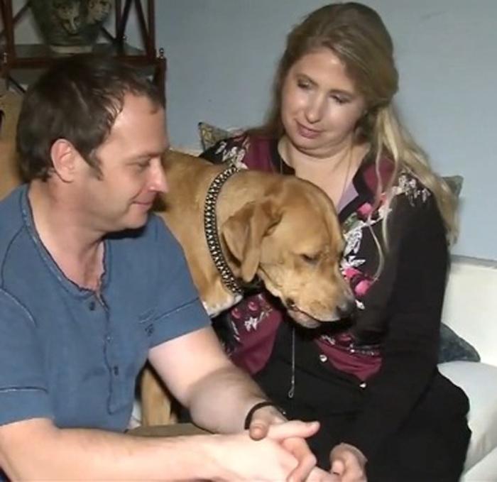 Kailey y su familia