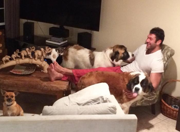 Asher y sus mejores amigos