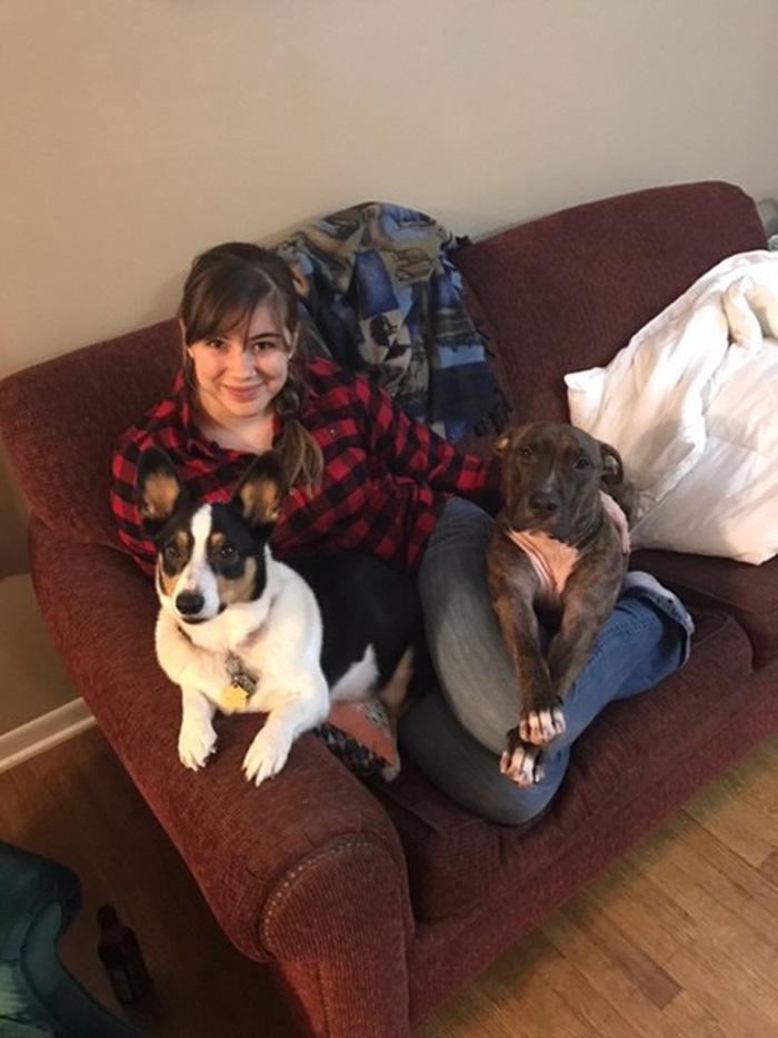 Kylo, Sweers y Nellie