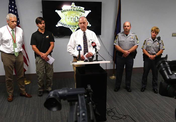 Alguacil del condado de Charleston