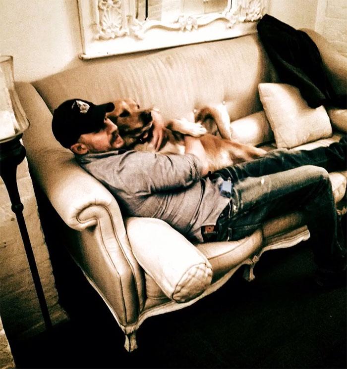 Tom Hardy y Woody