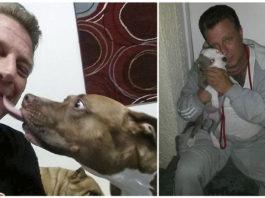 Ex mafioso deja su antigua vida gracias a los animales