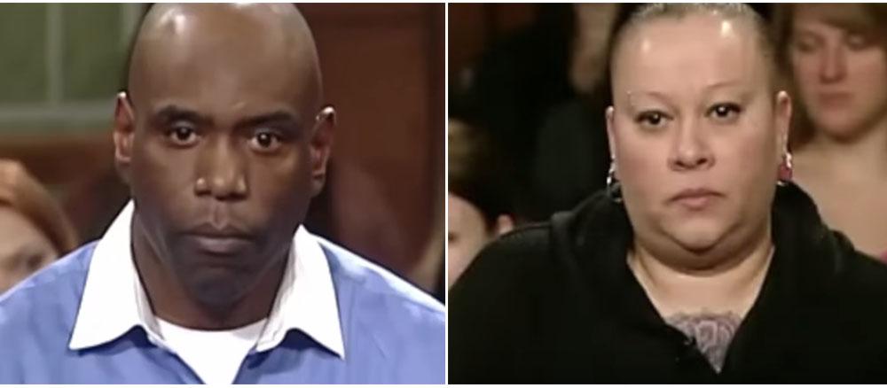 Perro decide con quién quedarse en la corte