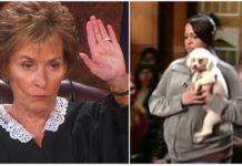 Perro decide en la corte a quién ama realmente