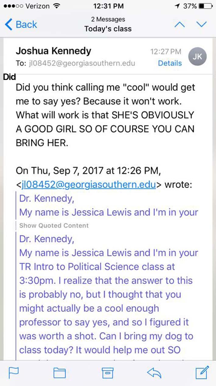 Respuesta e mail