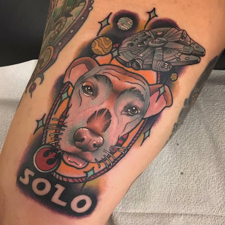 Tatuaje Carol