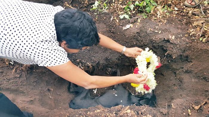Ammu falleció