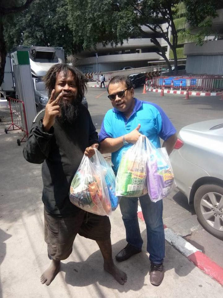 Homeless Tailandia