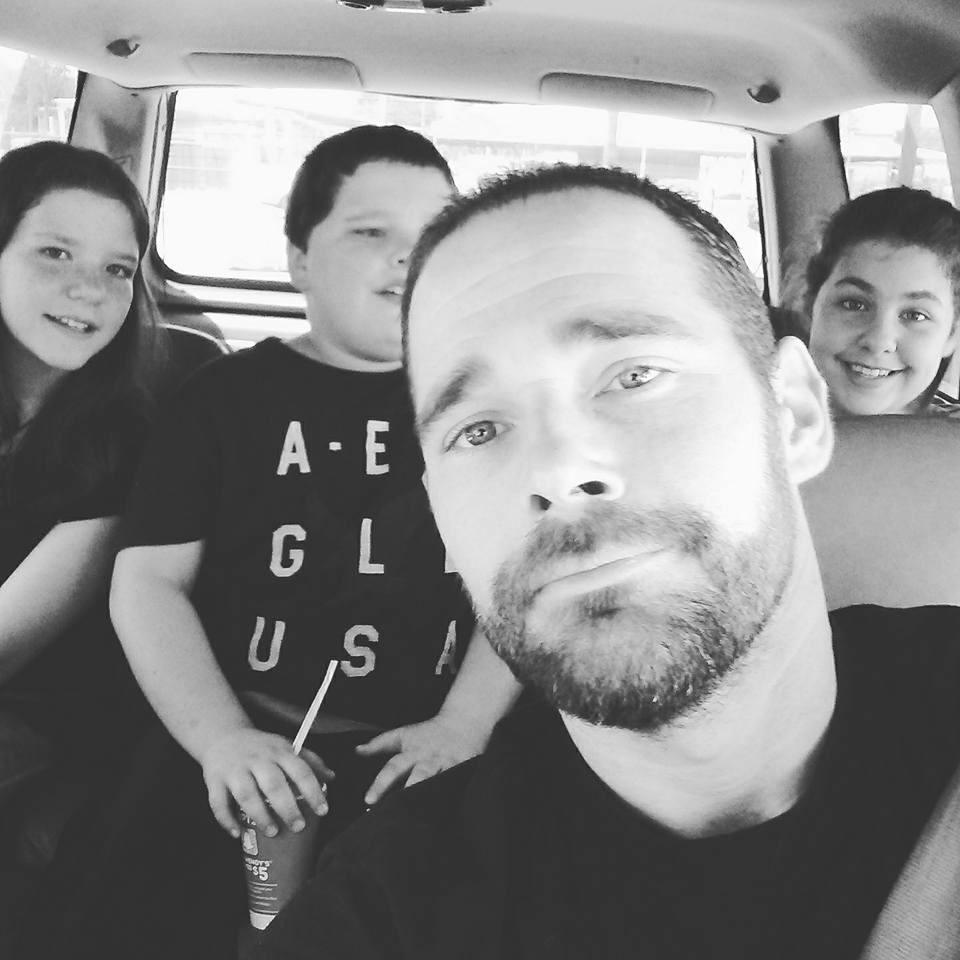 Joe y familia