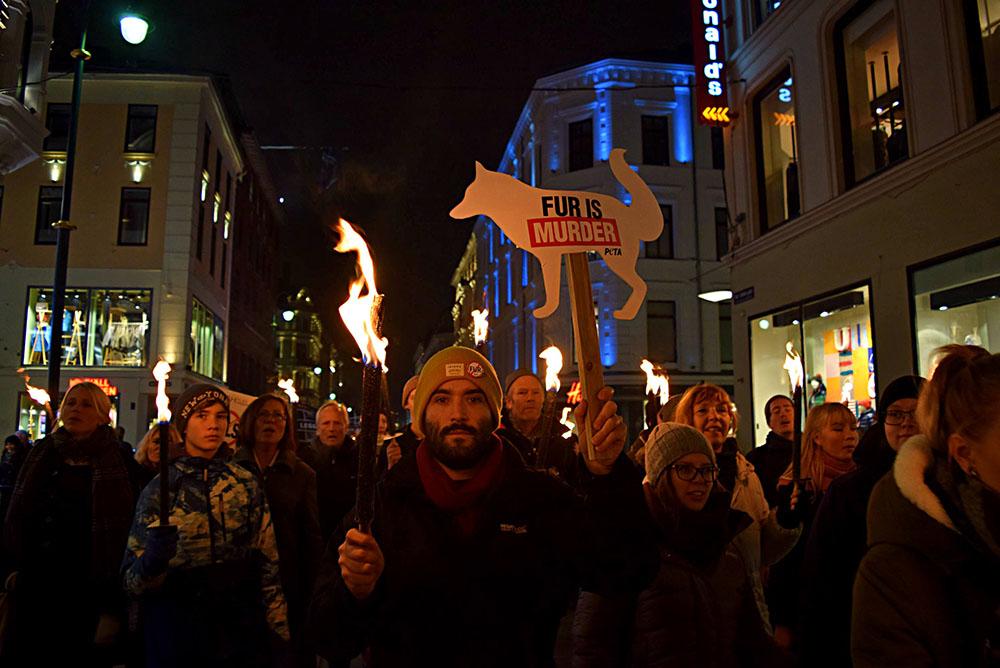 Norway Fur March