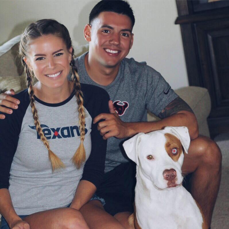 Petey y su familia