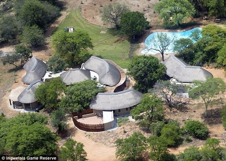Reserva en Sudáfrica