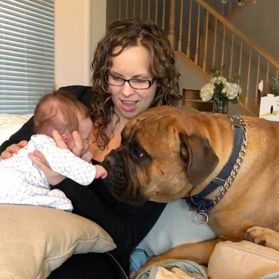 Bonnie y sus bebés