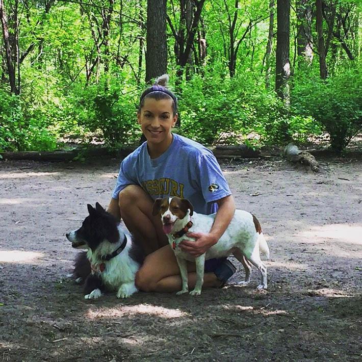 Jami y sus perros