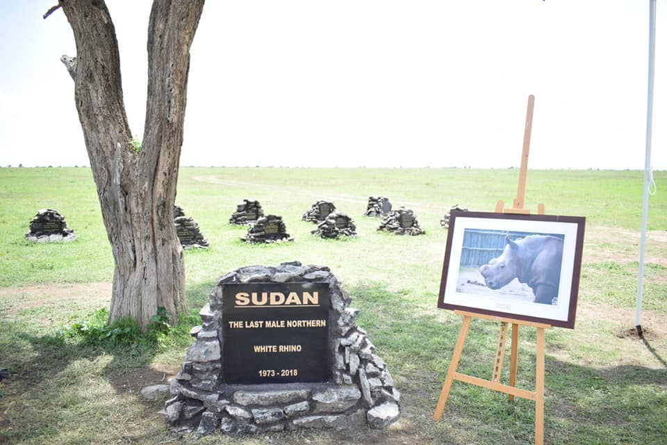 Monumento a Sudán