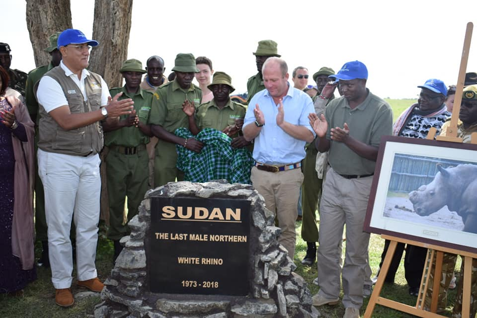 Monumento en memoria de Sudán
