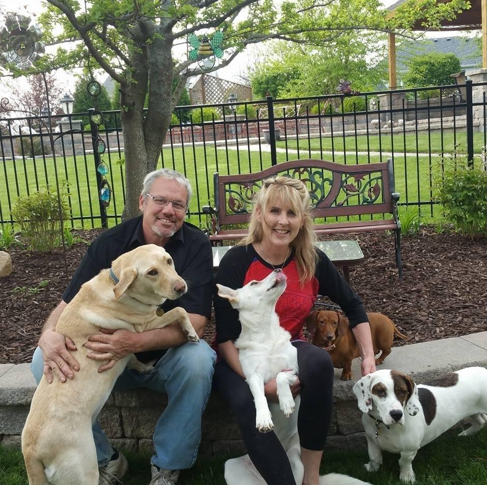 Aries y su familia