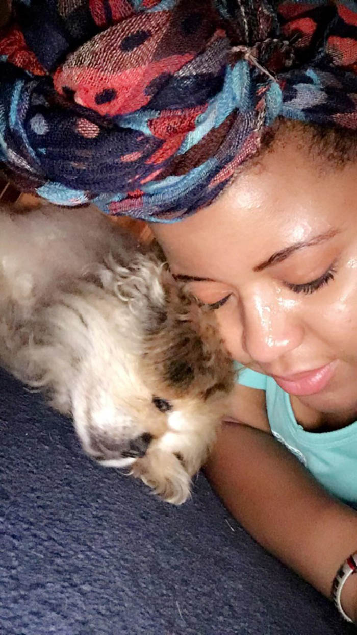 Simba y Mya