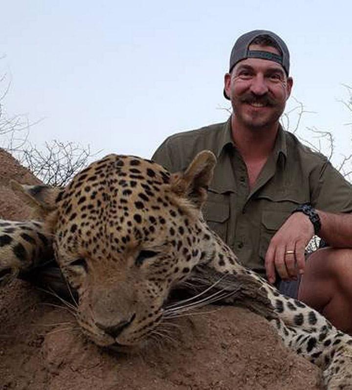 Fischer y el leopardo