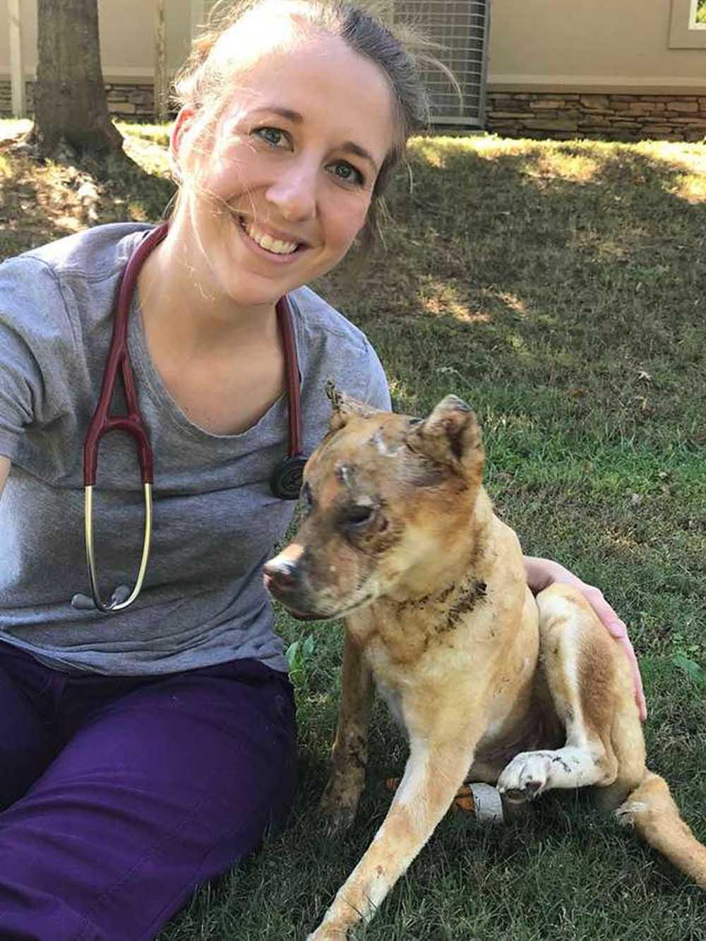 Taka y su veterinaria