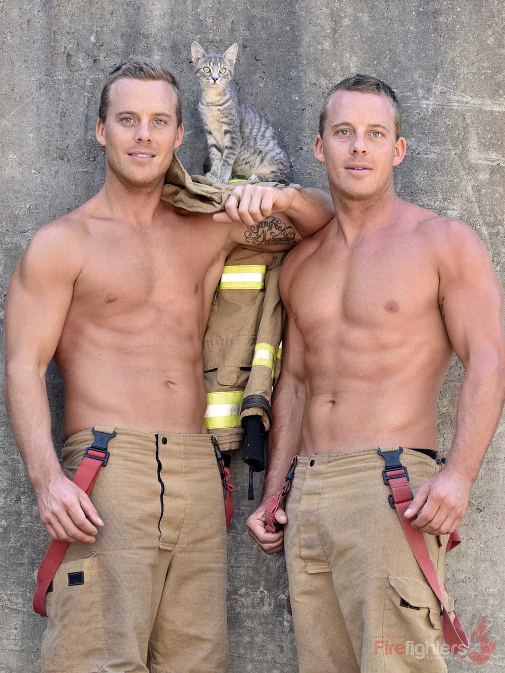 bomberos australianos calendario 2019 - 10
