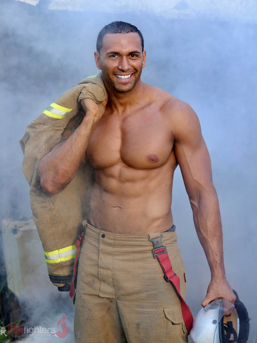 bomberos australianos calendario 2019 - 20