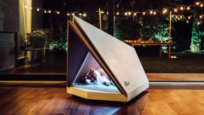 Ford crea caseta para perros que reduce el ruido