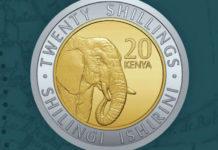 Kenia reemplaza a sus líderes en las monedas por animales