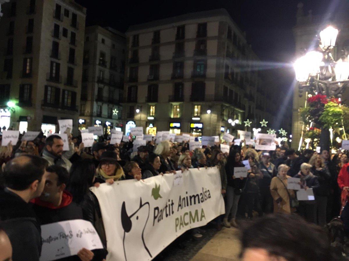 Protesta por Sota