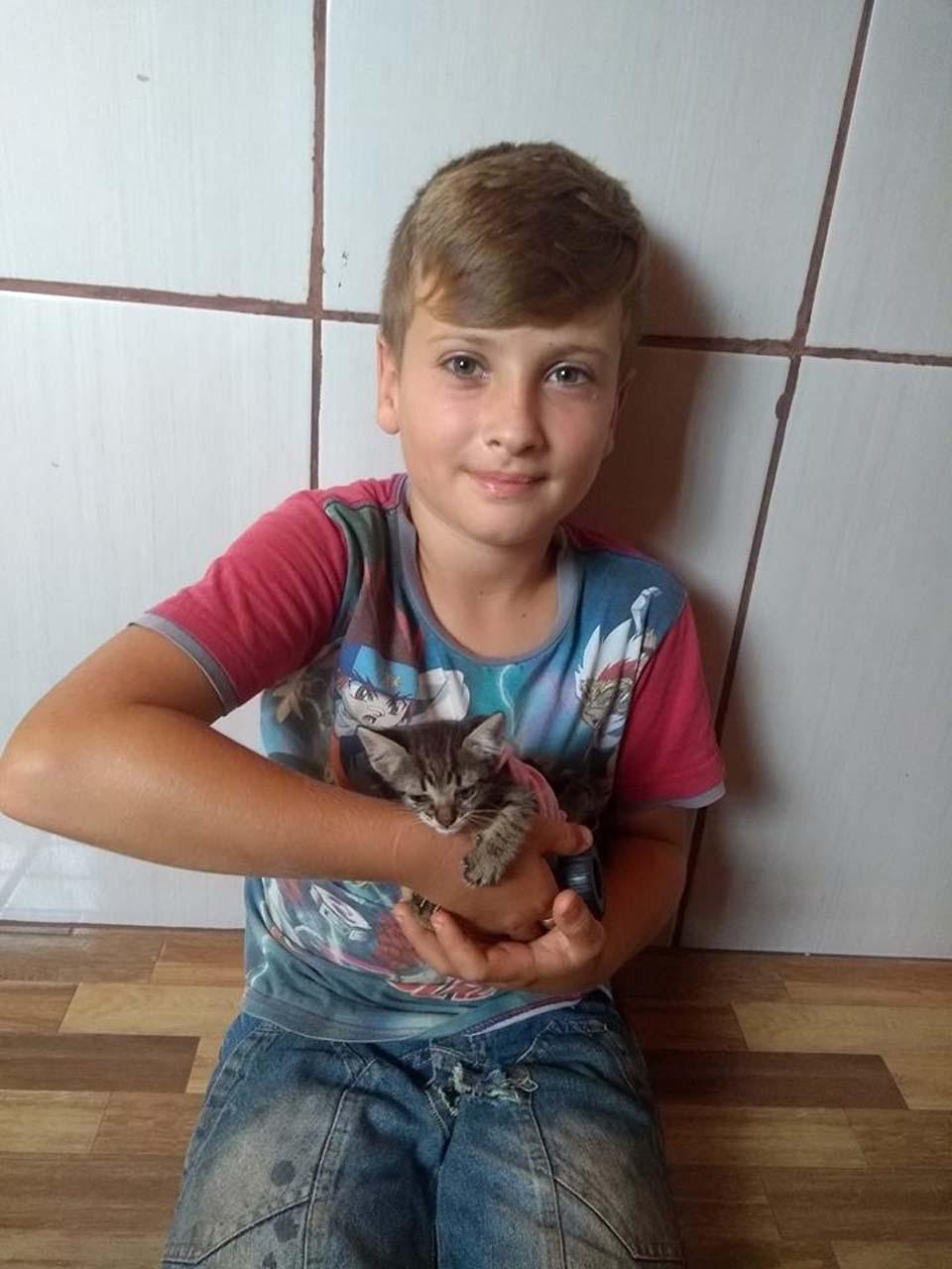 João y la gatita