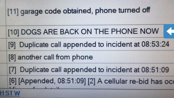 Llamadas al 911