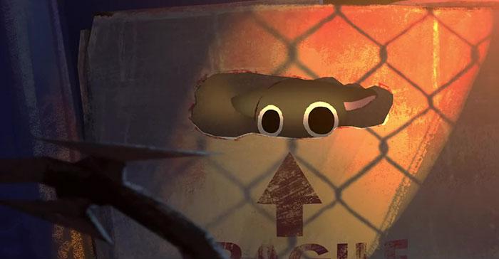 Pixar cortometraje Kitbull