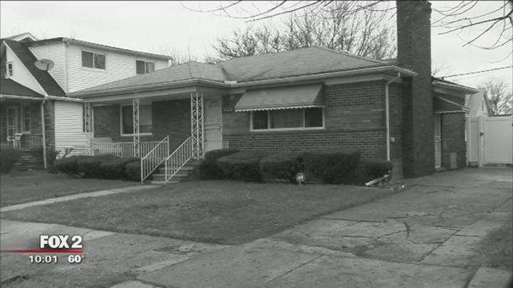 Casa de sospechoso