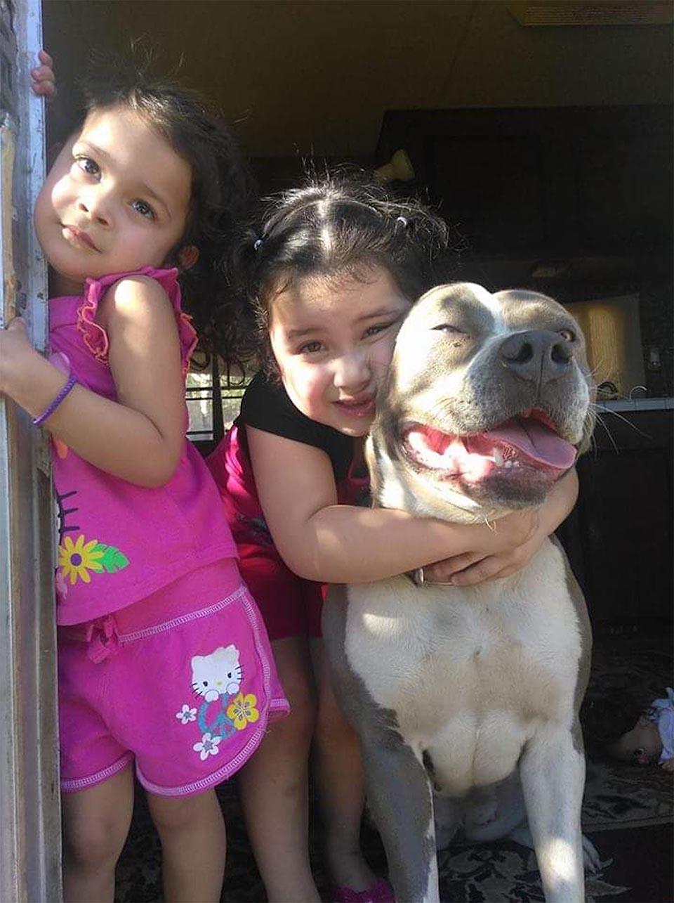 Gabanna y las niñas