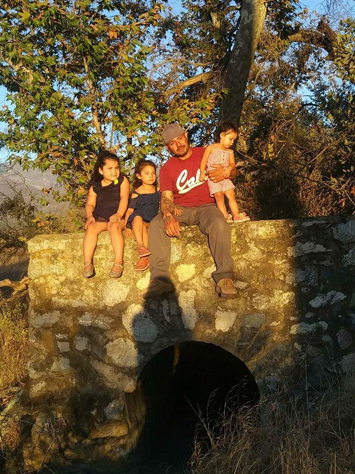 Jose y su familia
