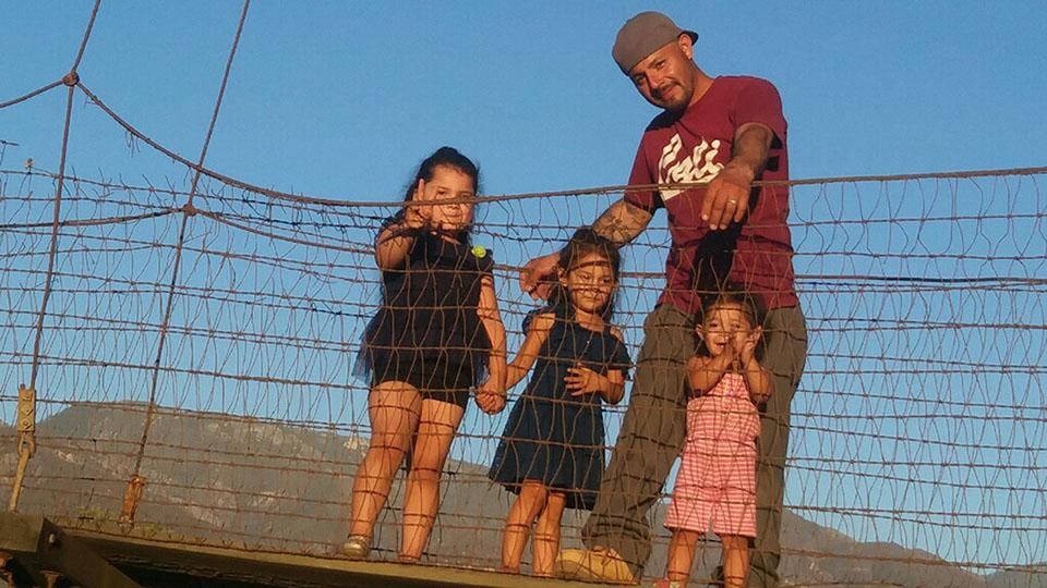 Jose y sus hijas