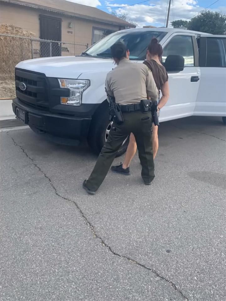 Deborah Sue Culwell arrestada