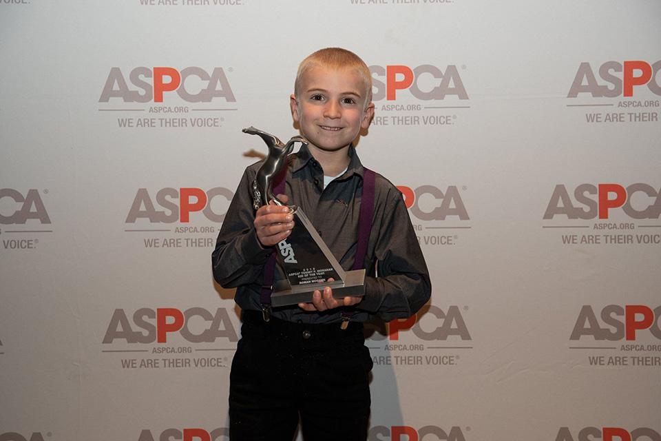 Premio del niño del año